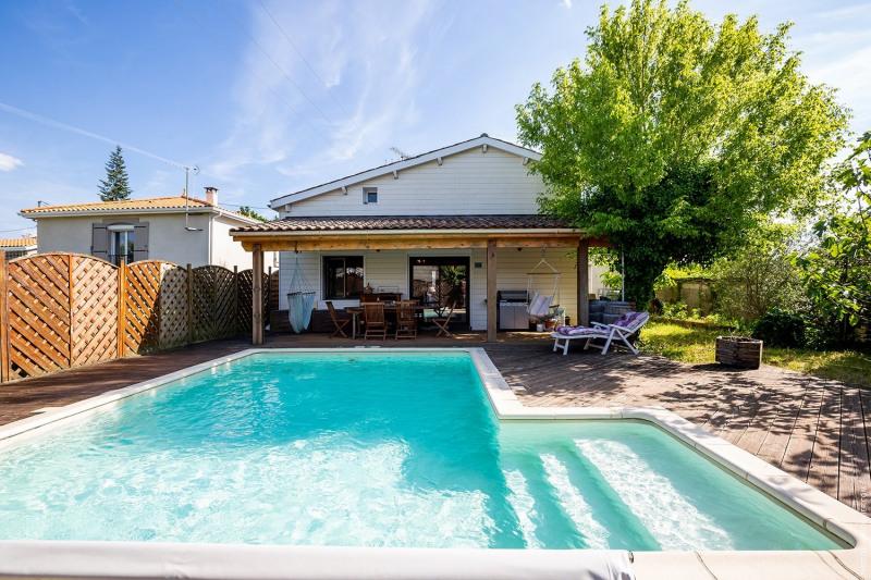 Vente de prestige maison / villa Gradignan 564900€ - Photo 1