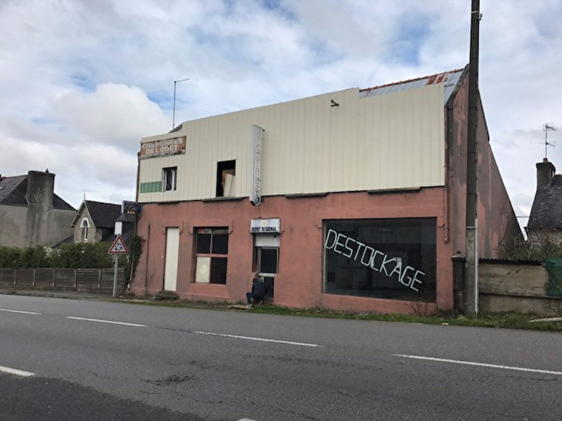 Vente local commercial Quimper 86 720€ - Photo 1