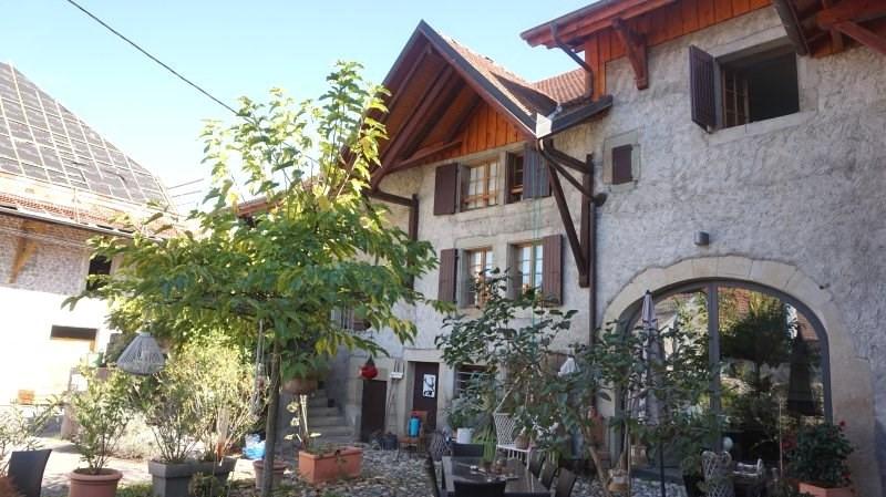 Vente de prestige maison / villa St julien en genevois 849000€ - Photo 1