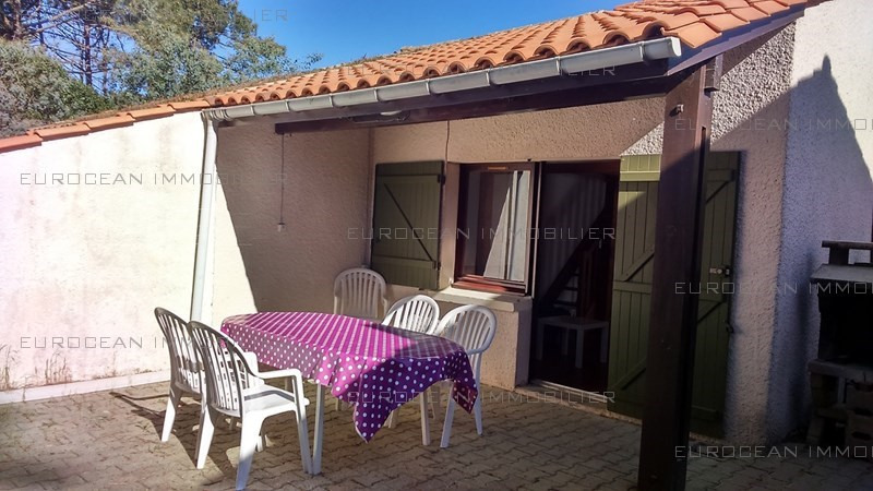 Vacation rental house / villa Lacanau-ocean 243€ - Picture 1