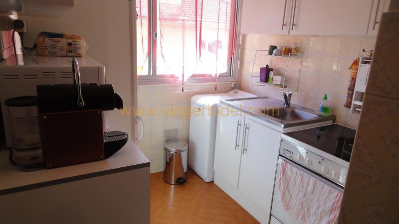 Vendita nell' vitalizio di vita appartamento Saint-raphaël 37000€ - Fotografia 5