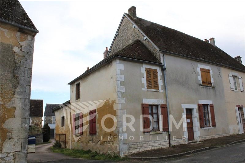 Vente maison / villa St sauveur en puisaye 45000€ - Photo 1