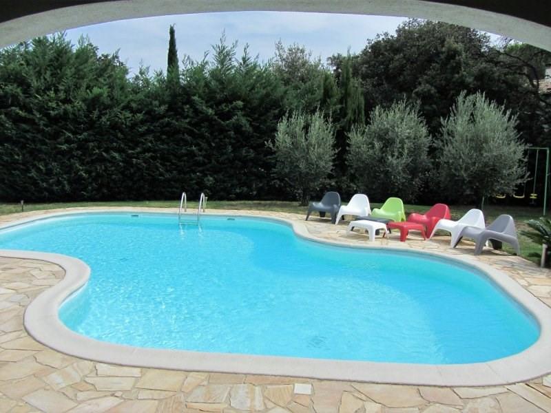 Deluxe sale house / villa Villeneuve les avignon 595000€ - Picture 2