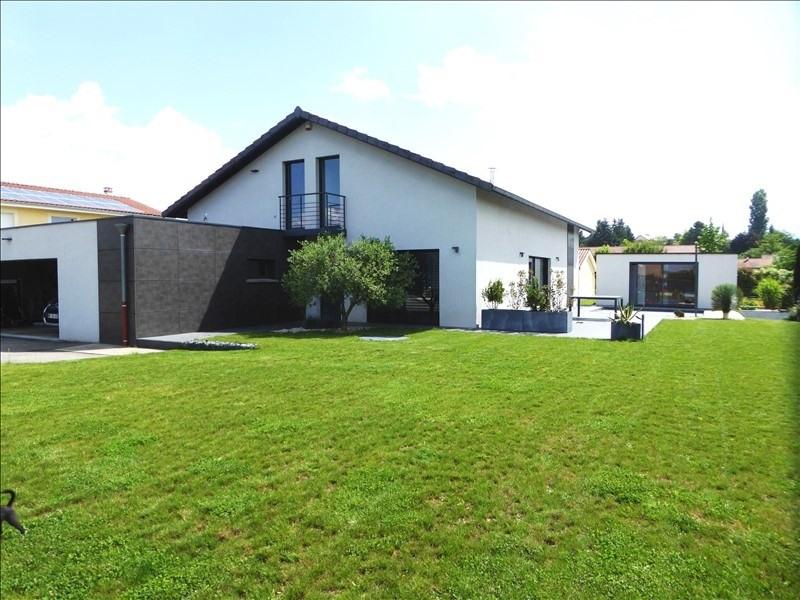 Vente maison / villa St georges d esperanche 536000€ - Photo 1