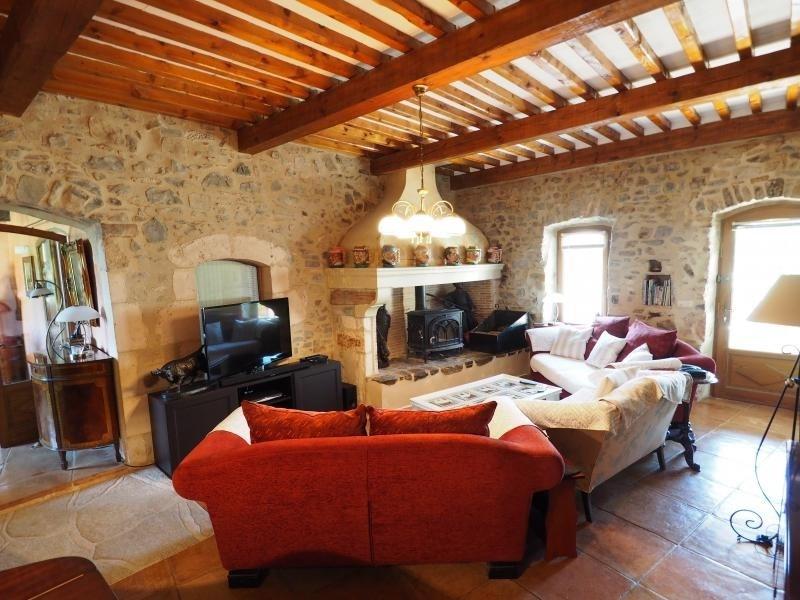 Immobile residenziali di prestigio casa Uzes 897750€ - Fotografia 3