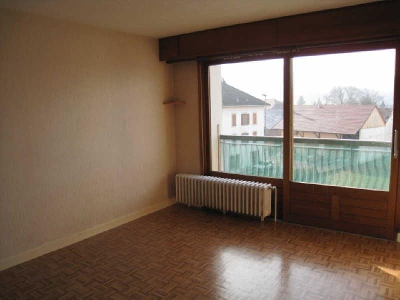 Location appartement Saint pierre en faucigny 895€ CC - Photo 1