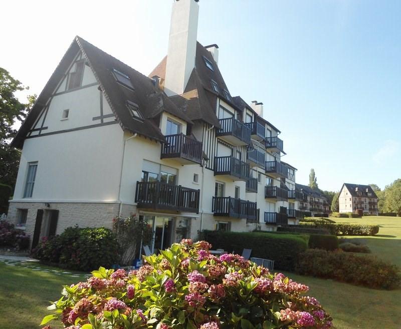 Verkoop  appartement Tourgeville 129600€ - Foto 4