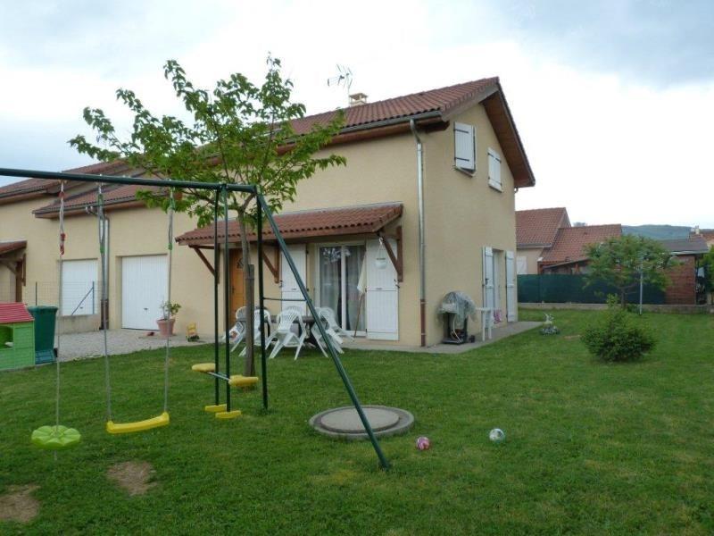 Rental house / villa Le grand lemps 860€ CC - Picture 1