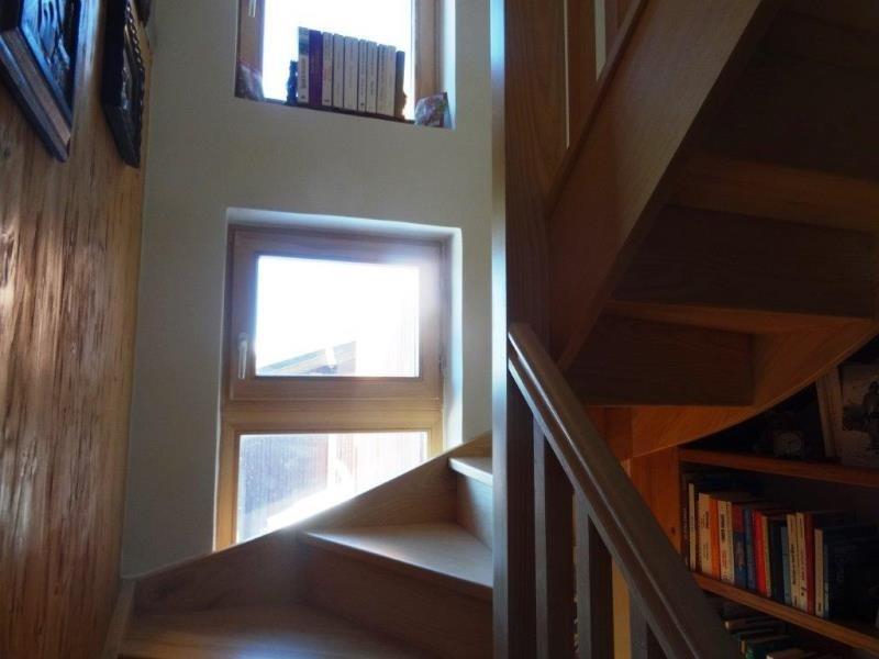 Vente de prestige appartement Les arcs 890000€ - Photo 9
