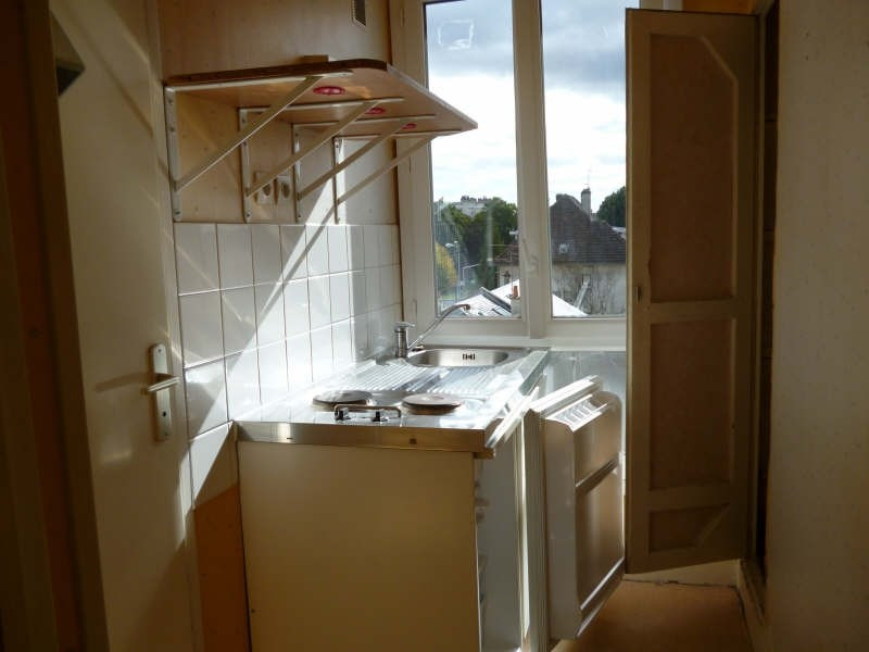 Location appartement Caen 416€ CC - Photo 2