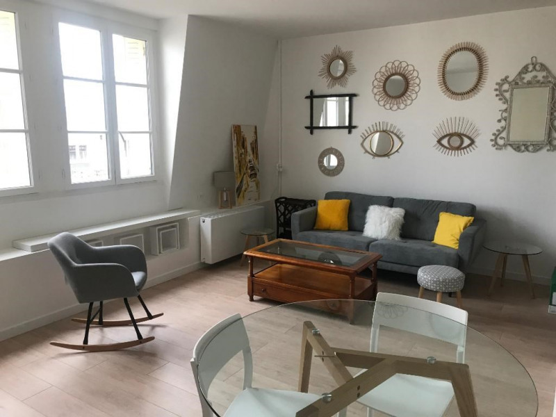Rental apartment Saint germain en laye 2900€ CC - Picture 1