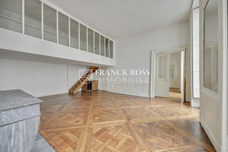 Location appartement Paris 4ème 3950€ CC - Photo 1