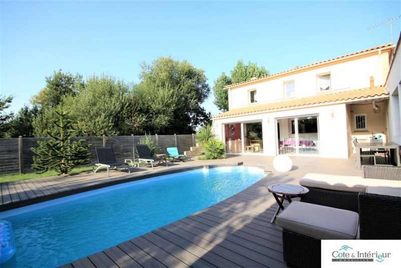 Vente maison / villa Chateau d olonne 459 000€ - Photo 2