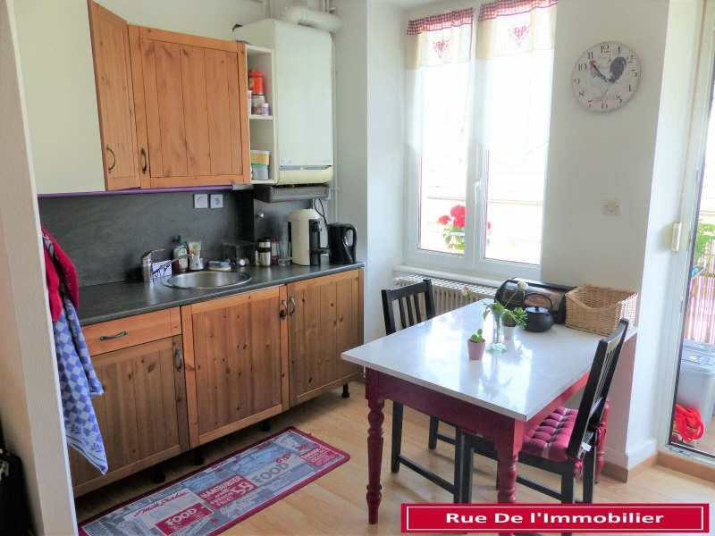 Vente appartement Saverne 132 680€ - Photo 4