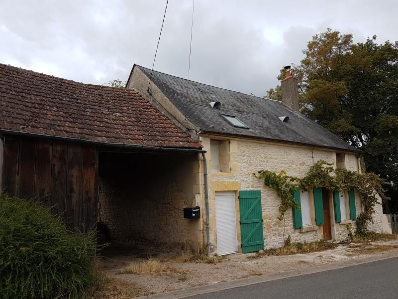 Vente maison / villa Germigny sur loire 103 000€ - Photo 3