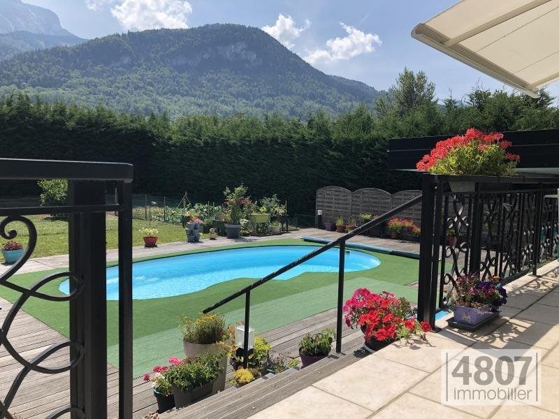 Vente maison / villa Marnaz 451500€ - Photo 2