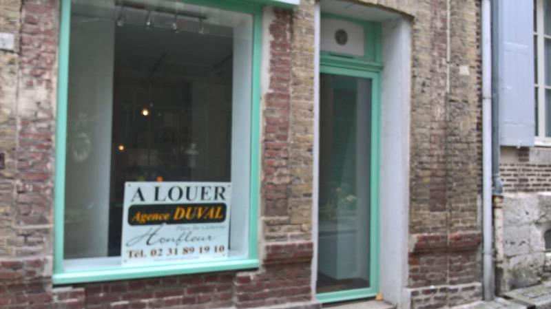 Location boutique Honfleur 417€ HT/HC - Photo 1