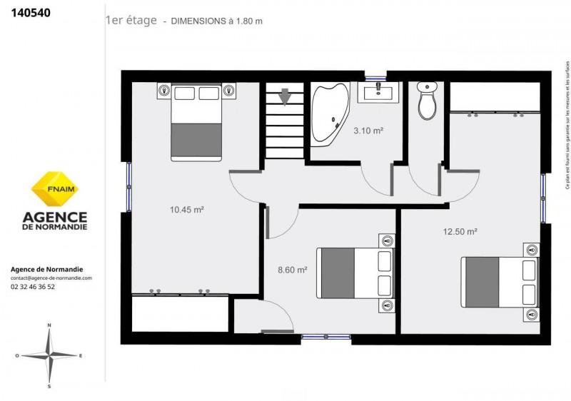 Sale house / villa Montreuil-l'argille 140000€ - Picture 11