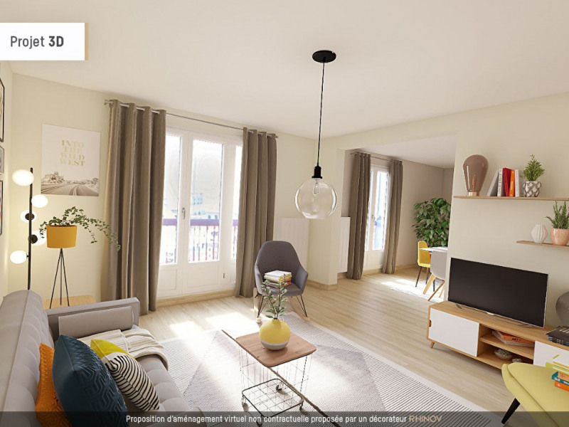 Sale apartment Clermont ferrand 160 500€ - Picture 1