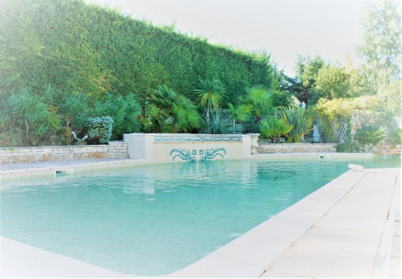 Revenda residencial de prestígio casa Gignac la nerthe 850000€ - Fotografia 3