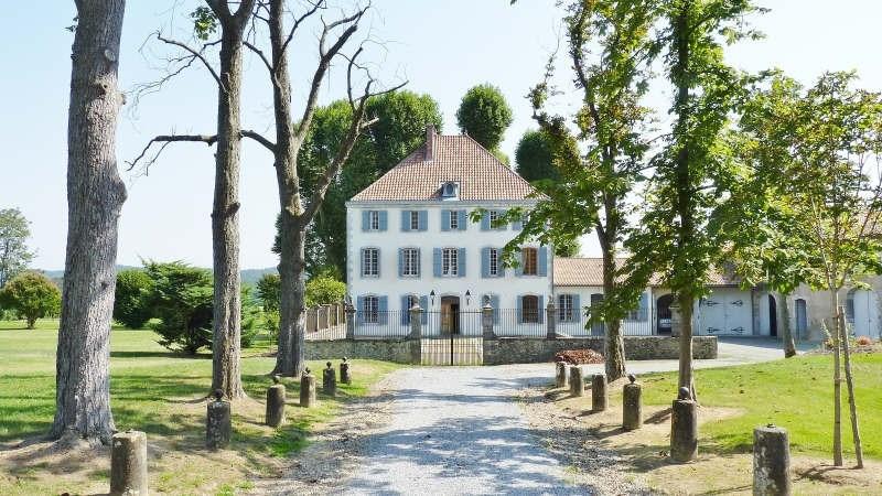 Verkoop van prestige  kasteel Peyrehorade 850000€ - Foto 1