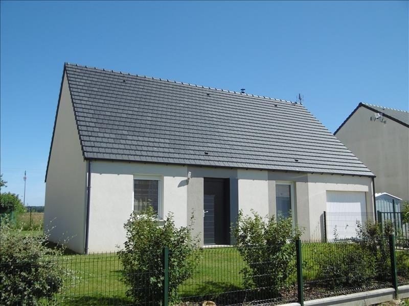 Vente maison / villa Nanteuil le haudouin 238000€ - Photo 1