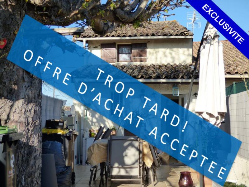 Sale house / villa Vayres 132000€ - Picture 1