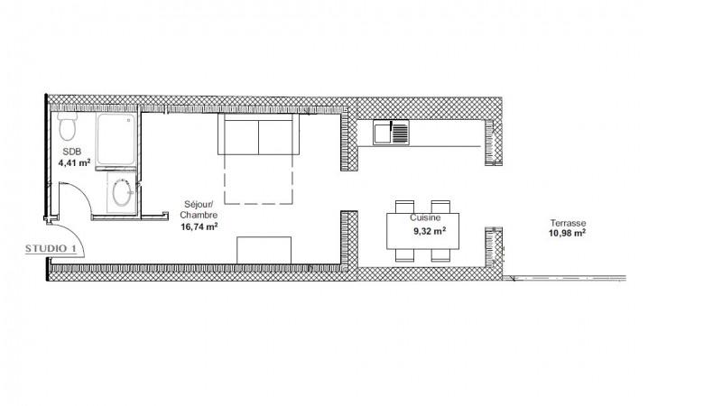 Location appartement Vinon-sur-verdon 525€ CC - Photo 5