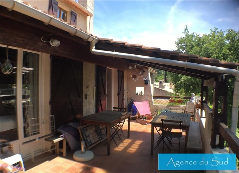 Vente maison / villa La bouilladisse 527000€ - Photo 10