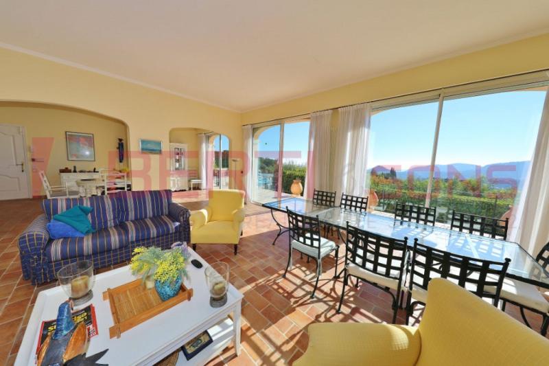 Vente de prestige maison / villa Mandelieu la napoule 1300000€ - Photo 2