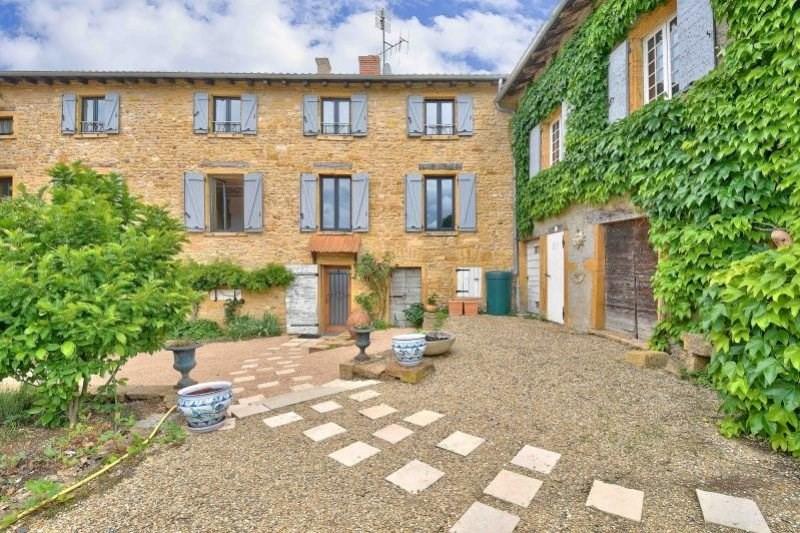 Vente de prestige maison / villa Pouilly le monial 590000€ - Photo 1