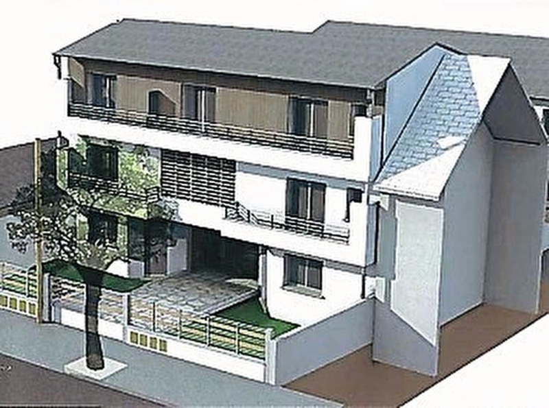 Vente maison / villa Nanterre 860000€ - Photo 1