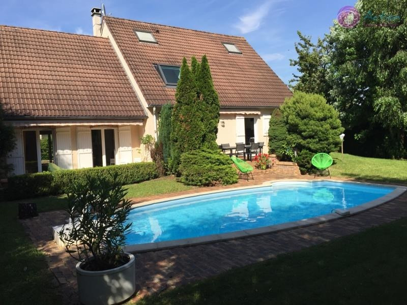 Vente maison / villa Lesigny 568 000€ - Photo 1