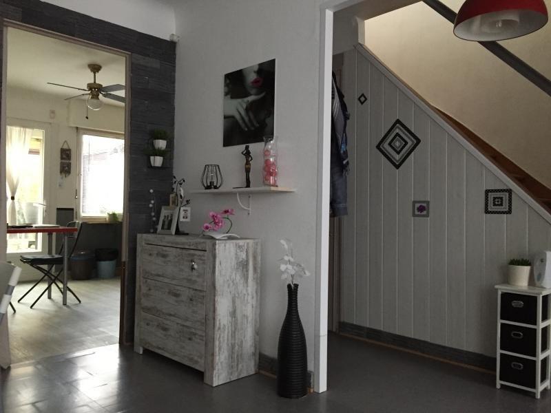 Maison 3chs/jardin/garage