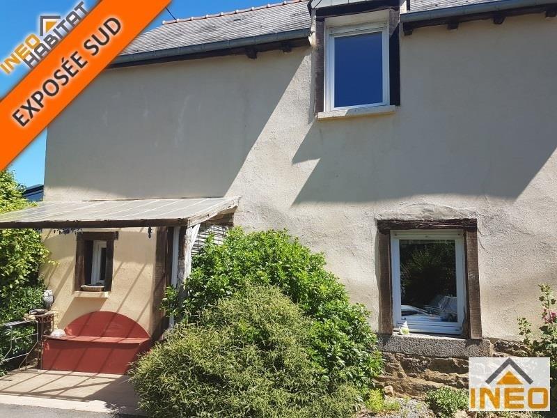 Vente maison / villa Geveze 256000€ - Photo 1
