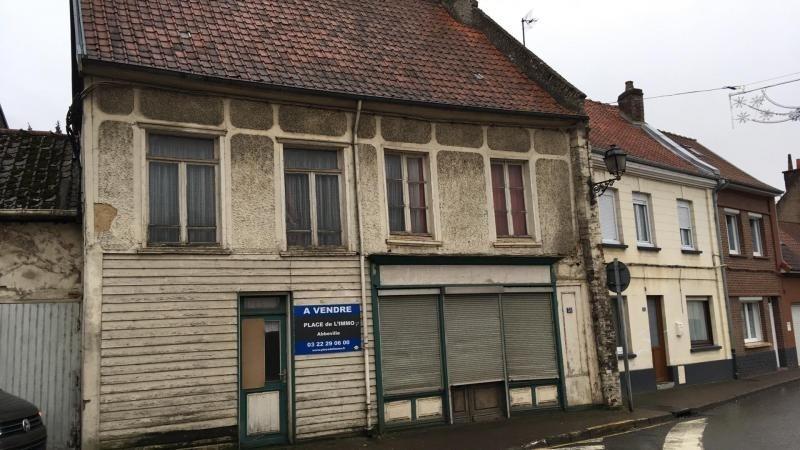Vente maison / villa Auxi le chateau 25000€ - Photo 1