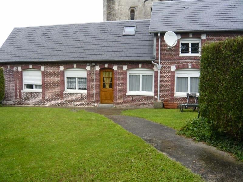 Location maison / villa Hattenville 650€ CC - Photo 1
