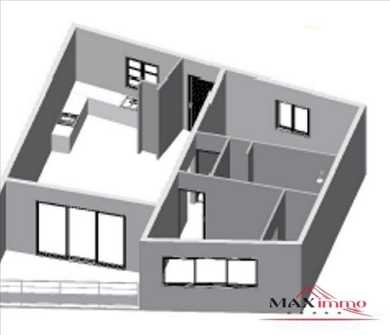 Vente appartement St denis 298000€ - Photo 1