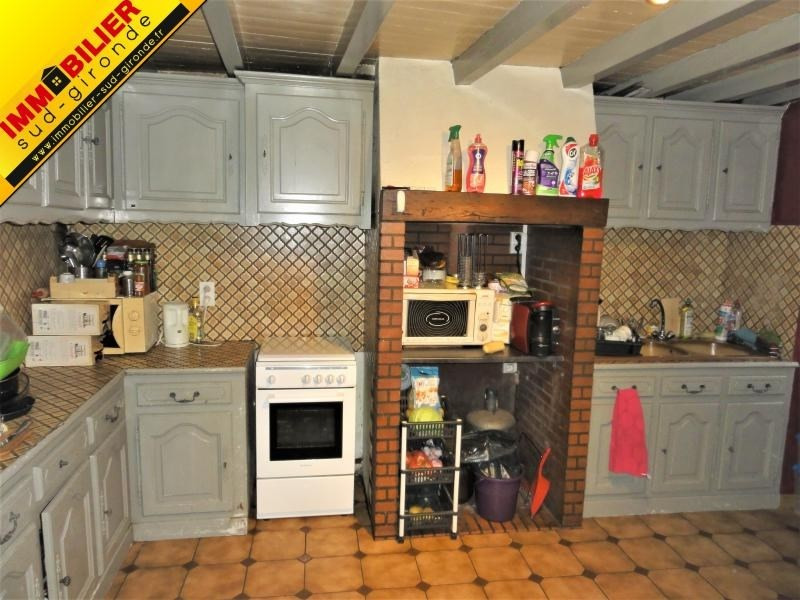 Investment property house / villa Targon 98800€ - Picture 1