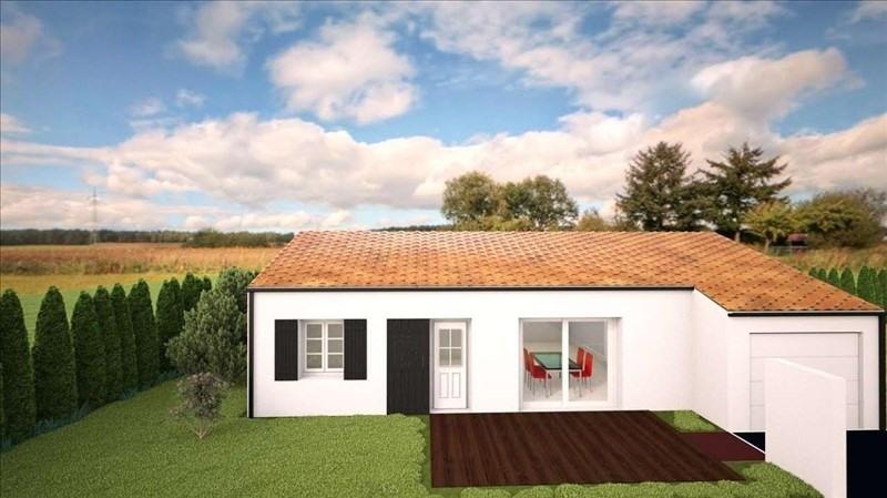 Produit d'investissement maison / villa Talmont st hilaire 210000€ - Photo 4