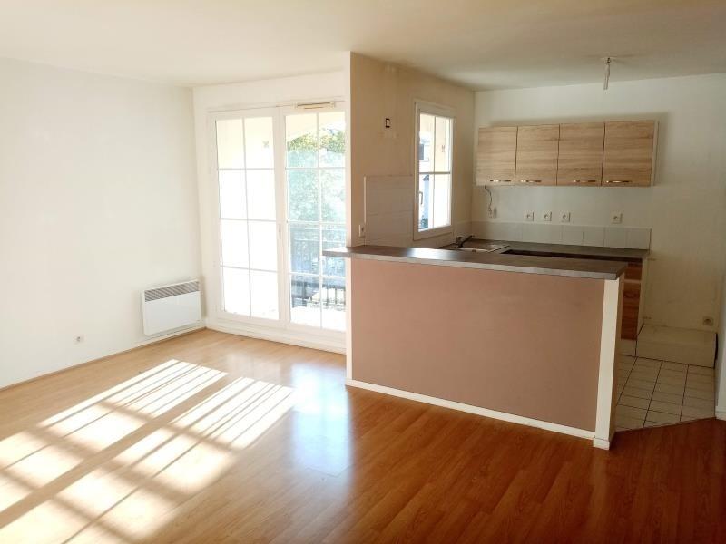 Rental apartment Cergy port 890€ CC - Picture 2