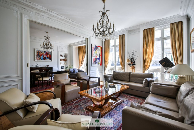 Vente de prestige appartement Paris 17ème 1 920 000€ - Photo 3