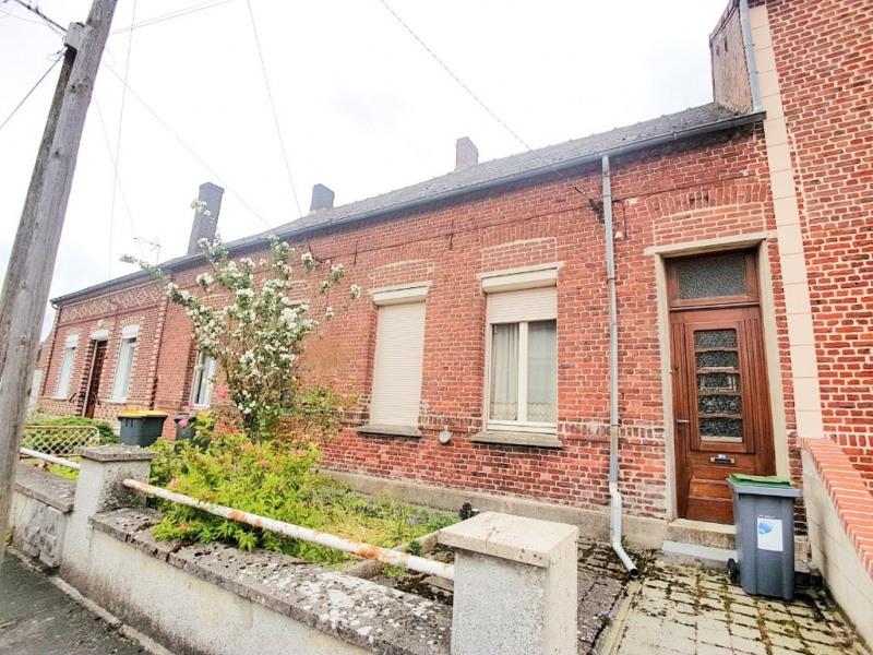 Sale house / villa Caudry 45000€ - Picture 2