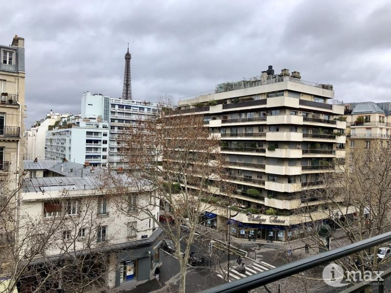 Vente de prestige appartement Paris 15ème 1 281 250€ - Photo 2