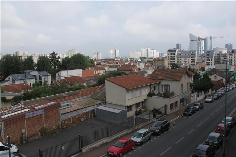Sale apartment Suresnes 215000€ - Picture 2