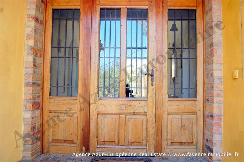 Deluxe sale house / villa Le canton de fayence 875000€ - Picture 16