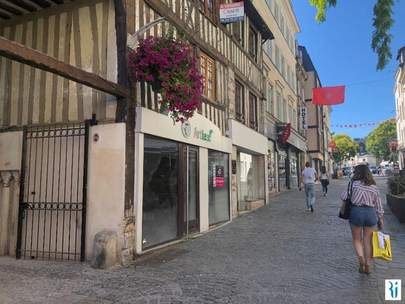 Affitto locale Rouen 705€ CC - Fotografia 4
