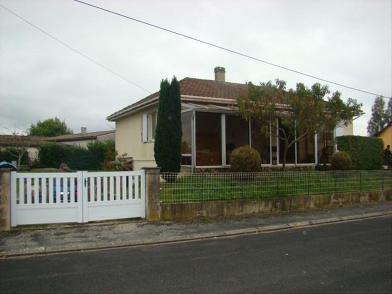 Vente maison / villa Mussidan 111500€ - Photo 1