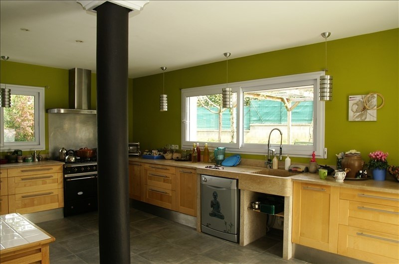 Vente maison / villa Bourgoin jallieu 340000€ - Photo 2