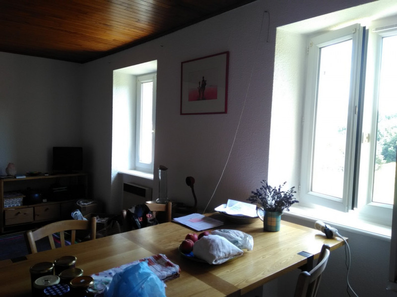 Rental apartment St agreve 325€ CC - Picture 2